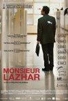 Monsieur Lazhar: la locandina italiana del film
