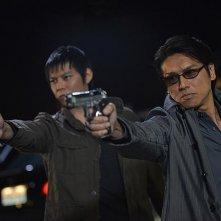Outrage Beyond: una scena d'azione del sequel di Outrage diretto da Takeshi Kitano