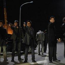 Outrage Beyond: una scena del sequel action diretto da Takeshi Kitano