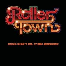 Roller Town: la locandina del film