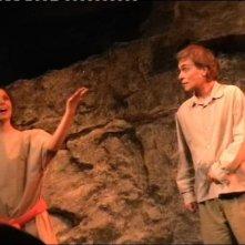"Torino-Teatro Carignano Antonio Orfanò con Lorenza Caroleo in Upupa My Dream is My Rebel King"""