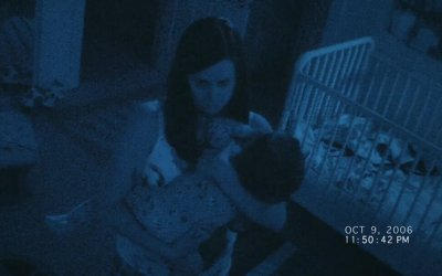 Trailer - Paranormal Activity 4