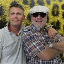 Il regista Nick Love e Ray Winstone a Locarno con The Sweeney
