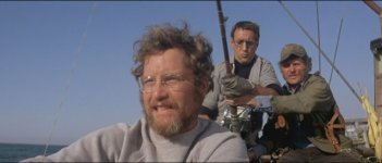 Lo squalo: Roy Scheider, Richard Dreyfuss e Robert Shaw a caccia