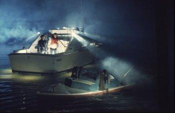 Lo squalo: una sequenza del film di Steven Spielberg