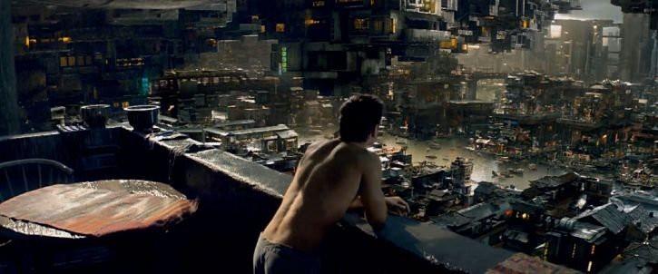 Colin Farrell In Una Scena Di Total Recall 247796