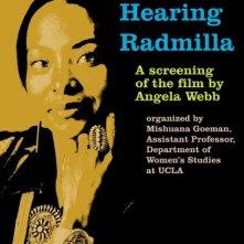 Hearing Radmilla: la locandina del film