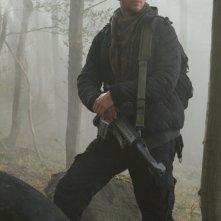 I mercenari 2 : Liam Hemsworth in una scena del film