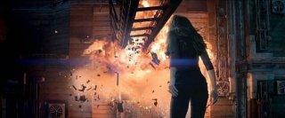 Una sequenza di Total Recall (2012)