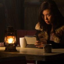 Yu Nan in una scena di in The Expendables 2