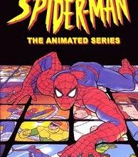 Locandina originale di Spider-Man The Animated Series