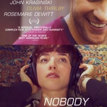 Nobody Walks: la locandina del film