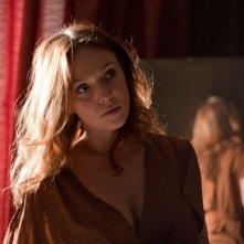Betrayal: Albina Dzhanabaeva in una scena del film