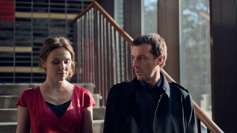 Betrayal Albina Dzhanabaeva In Una Scena Del Film Insieme A Dejan Lilic 247983