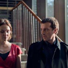 Betrayal: Albina Dzhanabaeva in una scena del film insieme a Dejan Lilic