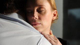 Betrayal: Franziska Petri in una tenera scena del film