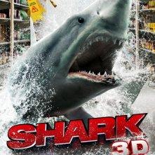 Shark: la locandina italiana del film