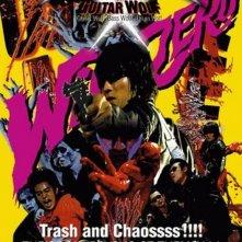 Wild Zero: la locandina del film