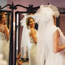 90210: AnnaLynne McCord nell'episodio Bride and Prejudice