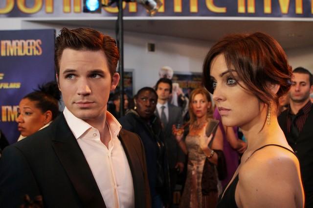 90210 Jessica Stroup E Matt Lanter Nell Episodio Tis Pity 248193