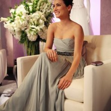 90210: Jessica Stroup in una scena dell'episodio Bride and Prejudice
