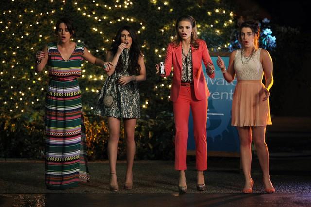 90210 Jessica Stroup Shenae Grimes Annalynne Mccord E Jessica Lowndes Nell Episodio A Tale Of Two Pa 248182