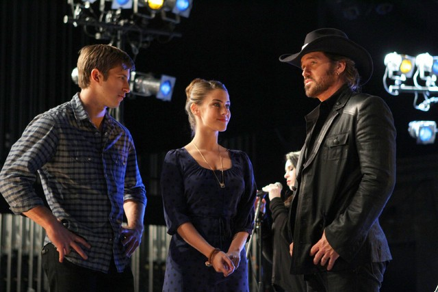 90210 Justin Deeley Jessica Lowndes E Billy Ray Cyrus Nell Episodio Tis Pity 248187