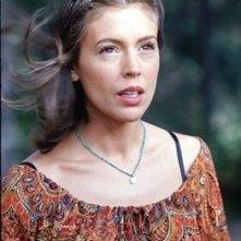 Alyssa Milano in una scena dell'episodio L'anniversario della serie Streghe