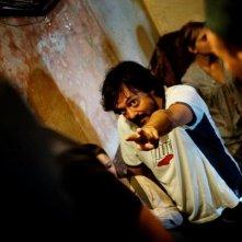 Appartamento ad Atene: il regista del film Ruggero Dipaola sul set