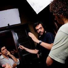Appartamento ad Atene: il regista Ruggero Dipaola sul set