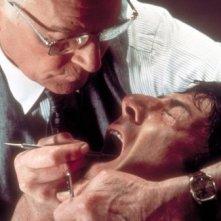 Dustin Hoffman ne Il maratoneta con Laurence Olivier