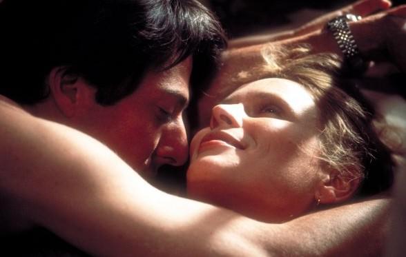 Dustin Hoffman Ne Il Maratoneta In Una Scena D Amore Con Marthe Keller 248136