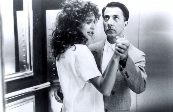 Dustin Hoffmann E Valeria Golino In Rain Man 248164
