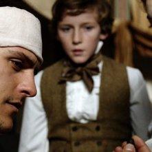 Lines of Wellington: Carloto Cotta con Victória Guerra e Francis Dawson in una scena