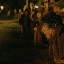Lines of Wellington: Diogo Dória in una drammatica scena del film