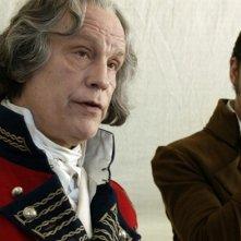 Lines of Wellington: John Malkovich e Vincent Perez in un momento del film