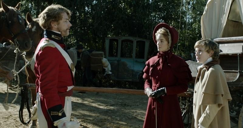 Lines Of Wellington Marcello Urgeghe Insieme A Victoria Guerra E Francis Dawson In Una Scena 248274