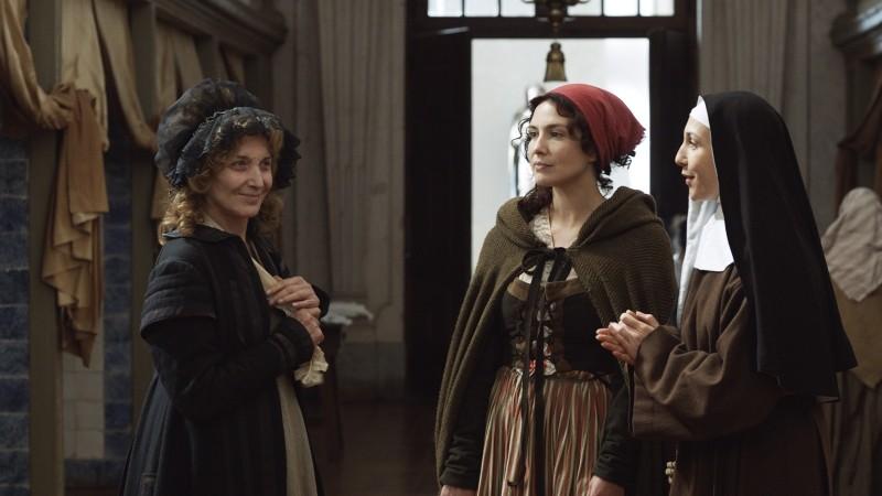 Lines Of Wellington Soraia Chaves In Una Scena Del Film Con Marisa Paredes Ed Elsa Zylberstein 248282
