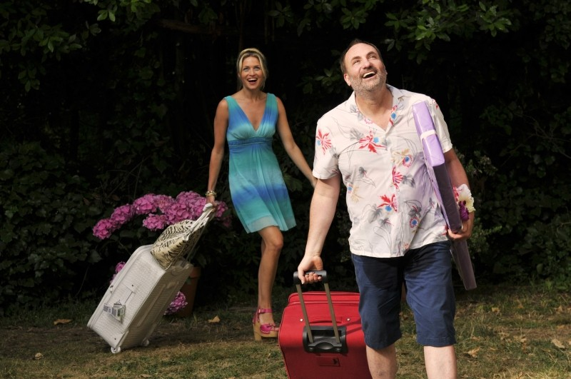 Love Is All You Need Christiane Schaumburg Muller In Una Scena Del Film Insieme A Kim Bodnia 248066