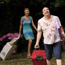 Love Is All You Need: Christiane Schaumburg-Müller in una scena del film insieme a Kim Bodnia