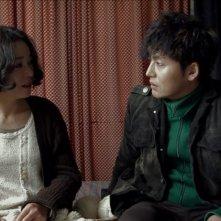 Pietà: Jo Min-su insieme a Lee Jung-jin in una scena
