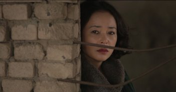 Pietà: un bel primo piano di Jo Min-Su tratto dal dramma di Kim Ki-duk