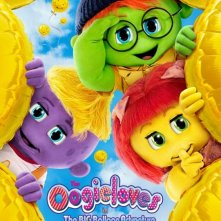 The Oogieloves in the Big Balloon Adventure: la locandina del film