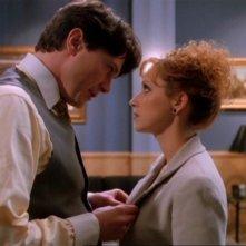 Una scena dell'episodio Il furto del diadema della serie TV Streghe