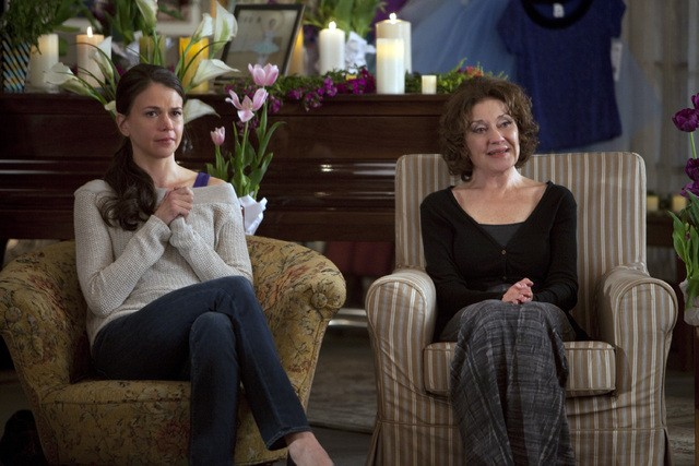 Bunheads Sutton Foster E Kelly Bishop Nell Episodio For Fanny 248397