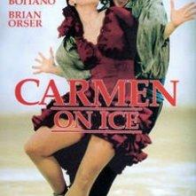 Carmen on Ice: la locandina del film