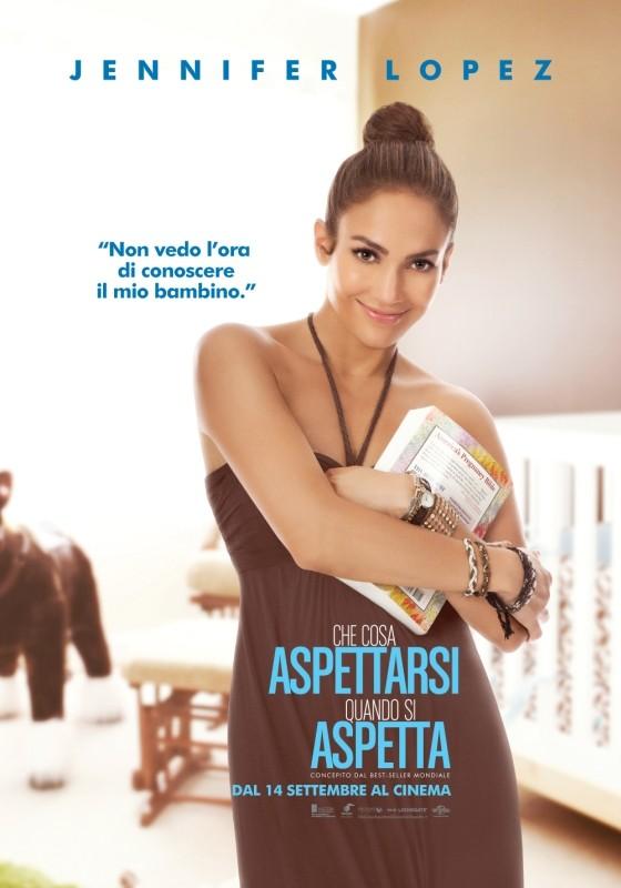Che Cosa Aspettarsi Quando Si Aspetta Character Poster Italiano Per Jennifer Lopez 248408