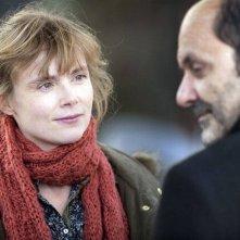 Cherchez Hortense: Isabelle Carré insieme a Jean-Pierre Bacri in una scena del film