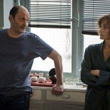 Cherchez Hortense: Jean-Pierre Bacri e Kristin Scott-Thomas in una scena