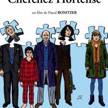 Cherchez Hortense: la locandina originale del film